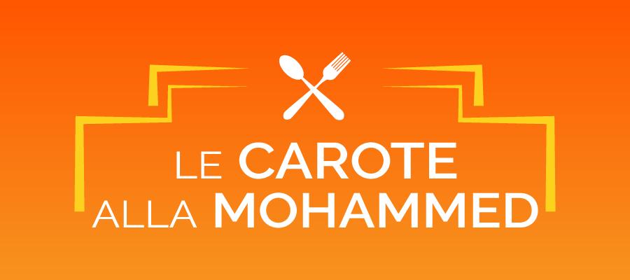 Le carote alla Mohammed